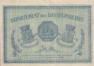 Autres papiers monnaies - Chambre du commerce bayonne ...
